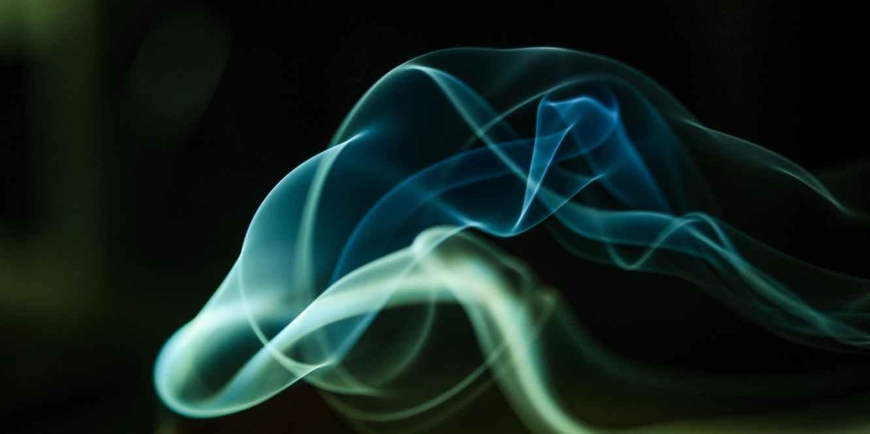 Moxa smoke Chinese medicine