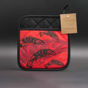 Salmon Pot Holder