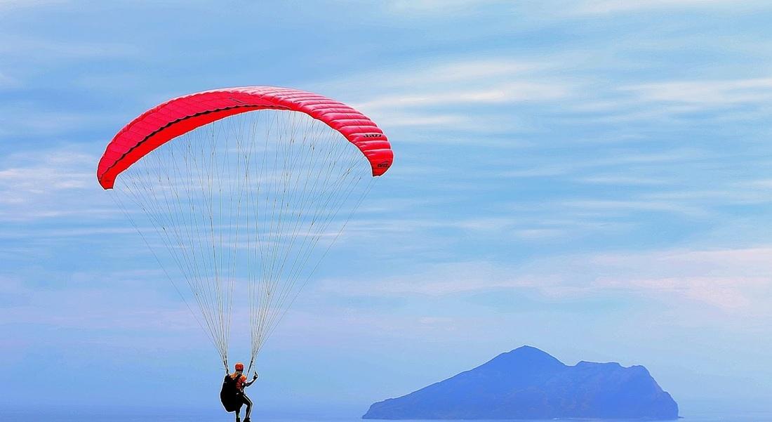 外澳飛行傘基地 - 宜蘭景點.宜蘭民宿推薦 懶人包