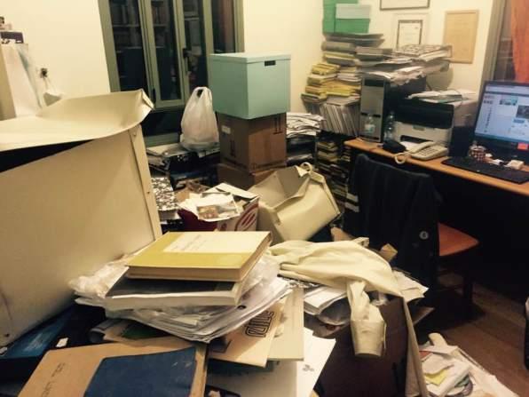 חדר העבודה