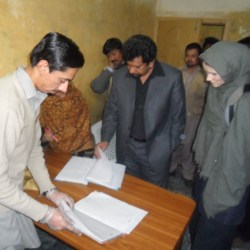 Free Medical Clinic in District Nowshera KPK 2012