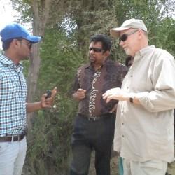 Installation of Handpumps in Badin Sindh 2012