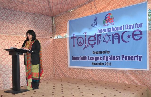 Tolerance Day 2013