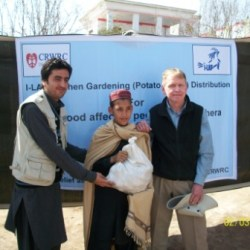 Kitchen Gardening Seeds Distribution KPK 2012