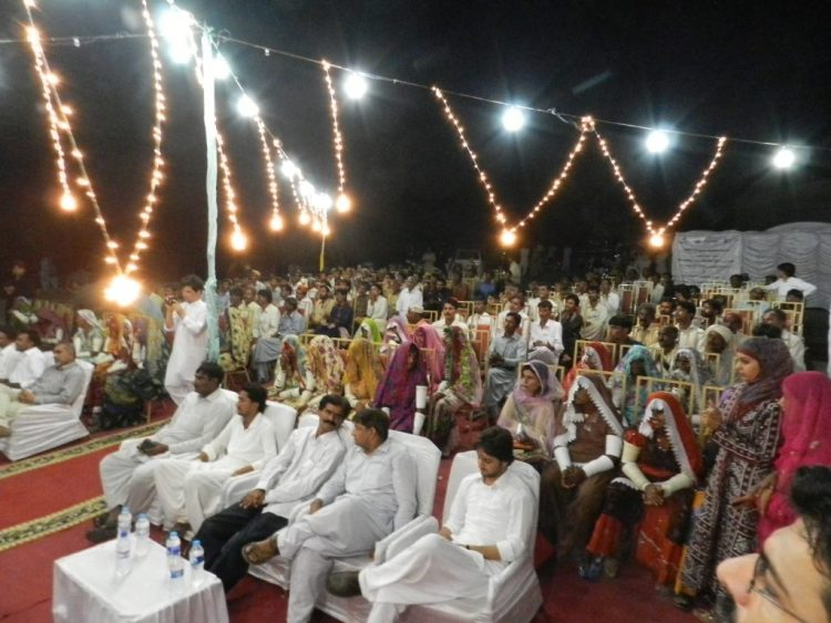 Closing Ceremony of Tharparkar Project