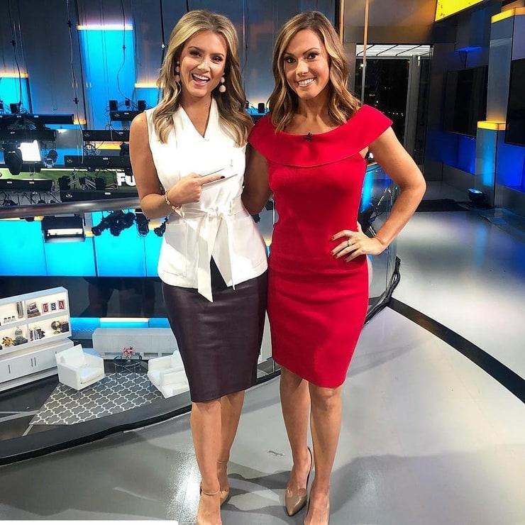 Fox News Ellison Barber Feet