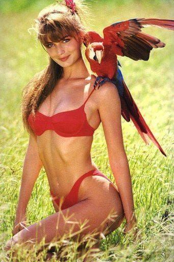 Stephanie Seymour Sports