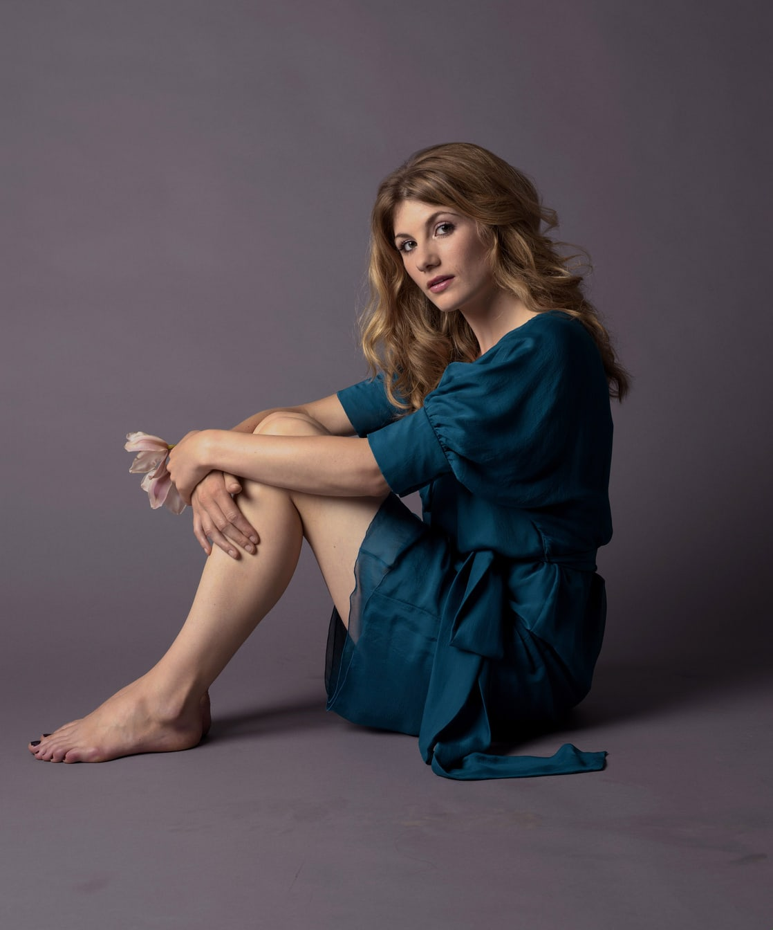 jodie whittaker on venus
