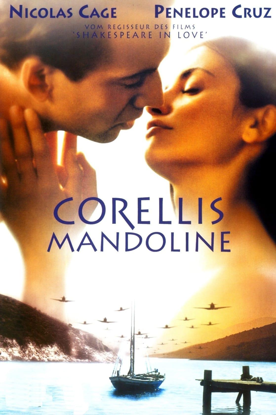 La Mandoline Du Capitaine Corelli : mandoline, capitaine, corelli, Picture, Captain, Corelli's, Mandolin