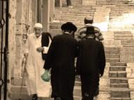 Sharing the Old Jerusalem