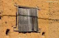 Wall in Carbajal de La Legua