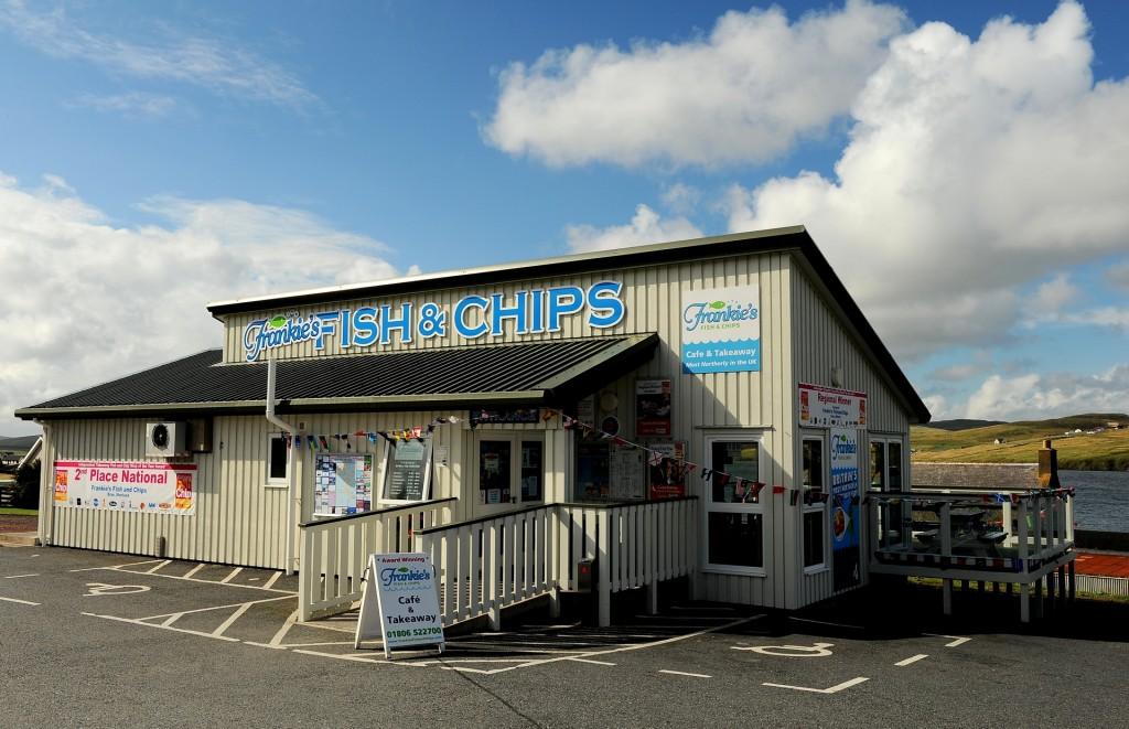 FRANKIE'S, il migliore fish&chips dell'intero Regno Unito