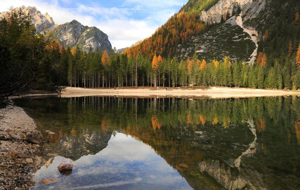 Paesaggi come questo non fanno forse pensare al Canada???