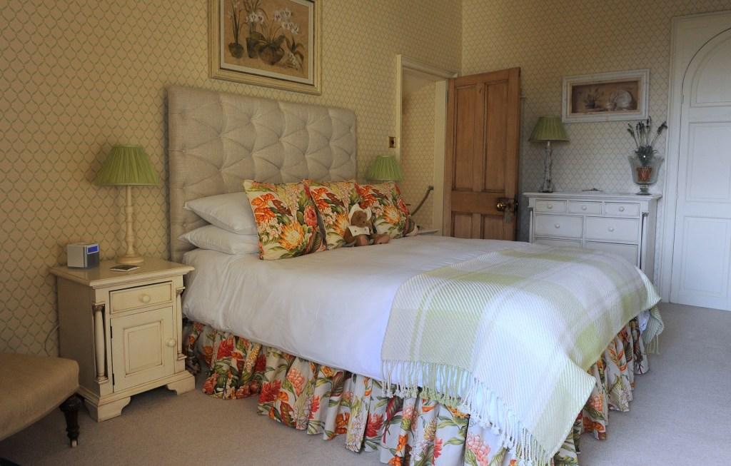 La nostra confortevolissima stanza alla CROSSHALL FARM
