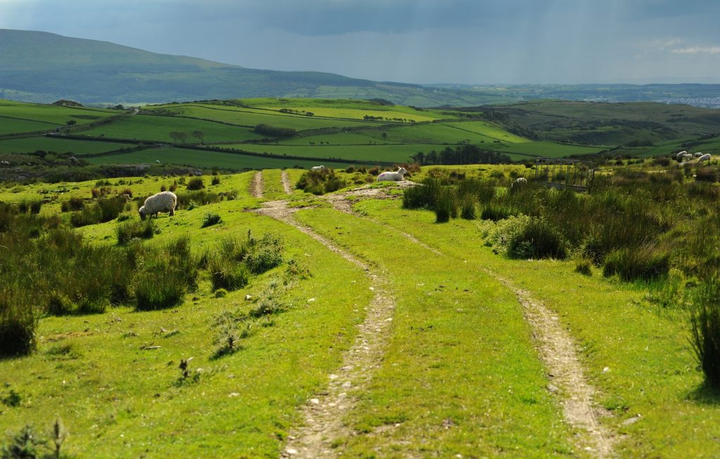 I panorami lungo il sentiero