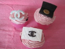 Cupcakes Chanel