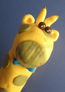 Torta fragola e giraffa