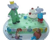 Torta Babar