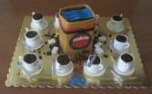 torta caffe