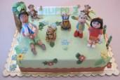torta Dora e Diego