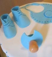 Torta - nascita bimbo