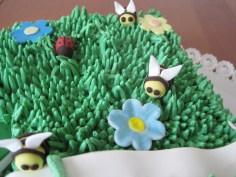 Torta prato e apine