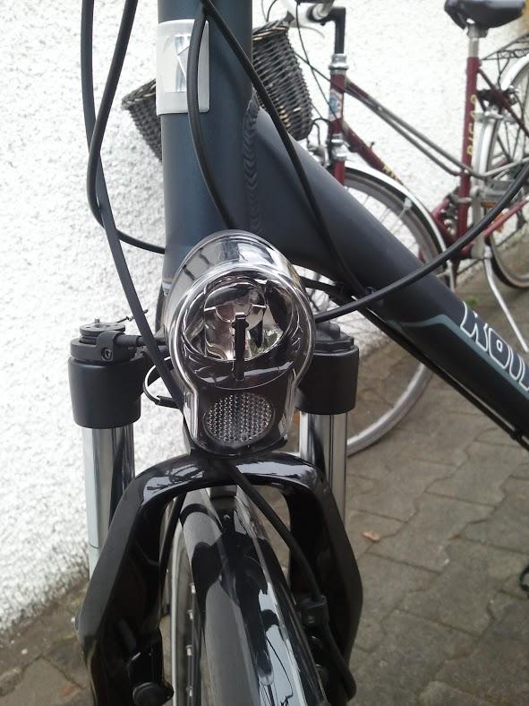 bici da viaggio KALKHOFF STING 27 DISC mod 2011  ilbiciclismo