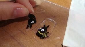 come fare delle nails sticker