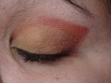 oriental make-up