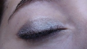grey make-up