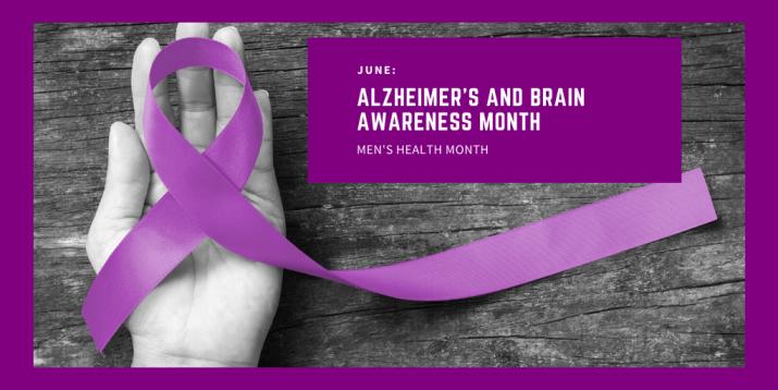 Alzheimer's and Brain Awareness Month 2