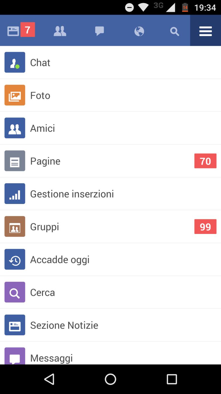 Facebook Lite Android mini recensione