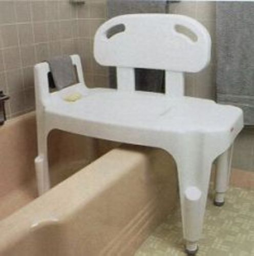 Carex Composite Bathtub Transfer Bench Independent