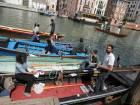 convivio in Canal Grande - foto: Silvano Rossetti