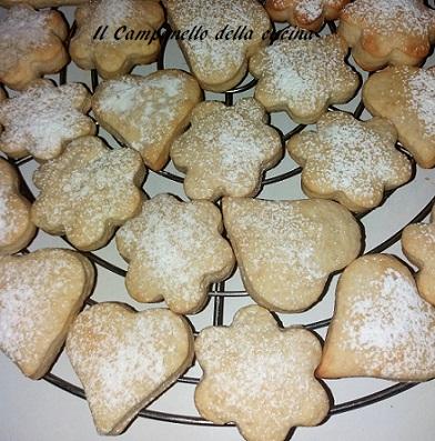 I biscotti della Fiera  Il campanello della cucina
