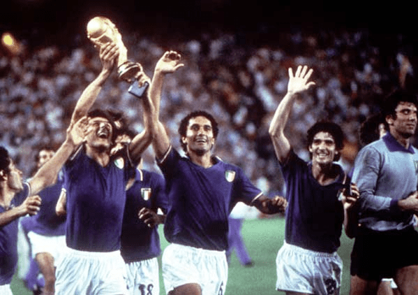 Figli delle stelle, l'Italia a Spagna '82 [5:45 – 6:40]