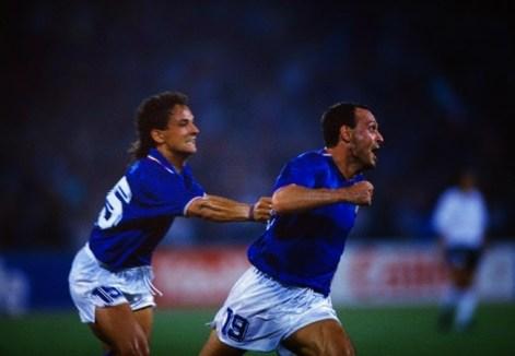 Le notti magiche di Bari a Italia '90 e Antonio Cassano [6:41 – 7:48]