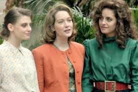 Le figlie! Da sinistra Sofia, Maria Teresa ed Elena.