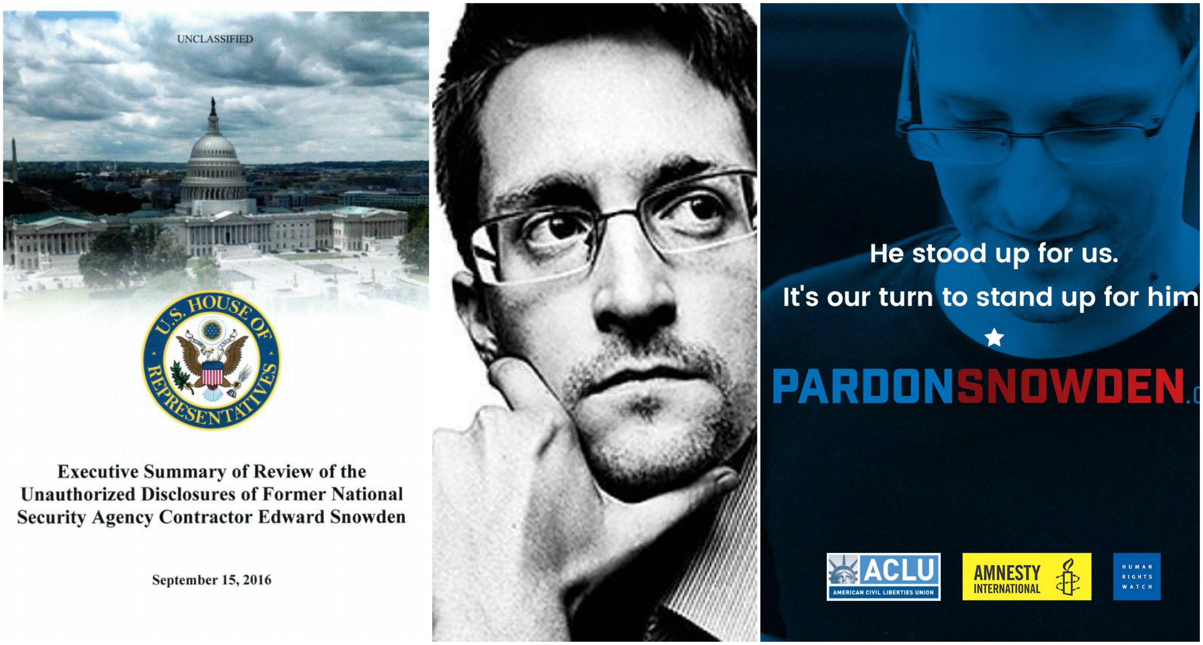 Tinker, Tailor, Snowden, Pardon?