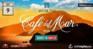 """""""Cafè del Mar Ibiza"""", l'evento esclusivo che celebra il tramonto dell'estate"""