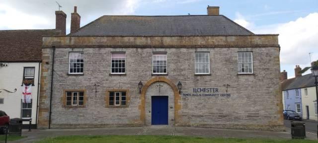 Ilchester Town Hall, Somerset.