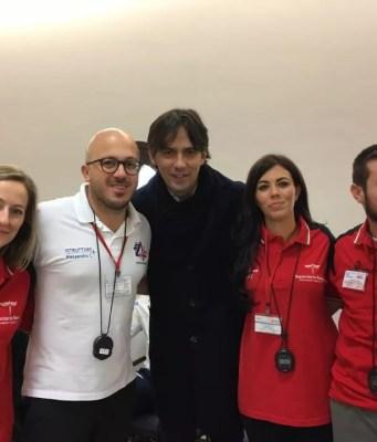 L ANGOLO DEL PEDIATRA – Corso BLS con i giocatori della Lazio per il dottor  Cafarotti 13b22577739a