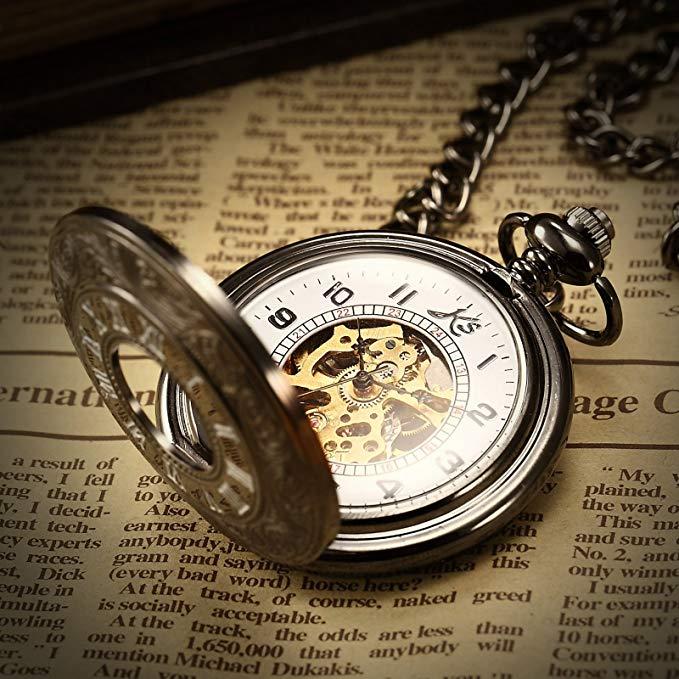 orologio da taschino meccanico di Kornen & Sohne