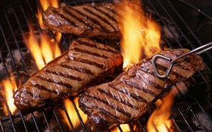 Annual Men's Steak Night @ Ilderton Community Centre
