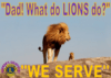 Be a Lion @ Ilderton community Centre | Ilderton | Ontario | Canada