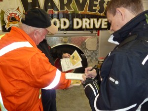Harvest Food Drive @ Ilderton Fire Hall