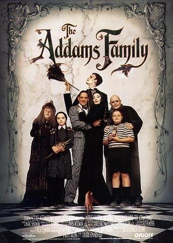 Risultati immagini per La nuova Famiglia Addams locandina