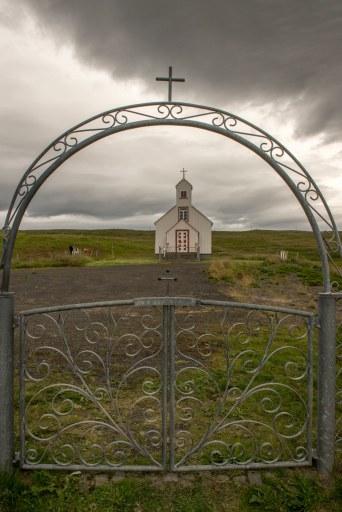 église Staðir kirkja