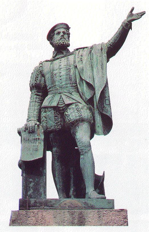 Premier Navigateur A Avoir Fait Le Tour Du Monde : premier, navigateur, avoir, monde, Monde, Magellan, Successeur, Elcano