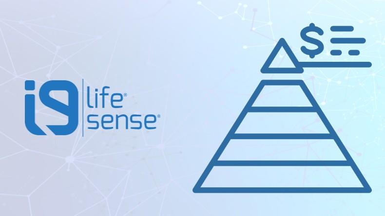 i9Life Produtos i9 Life - É Pirâmide?